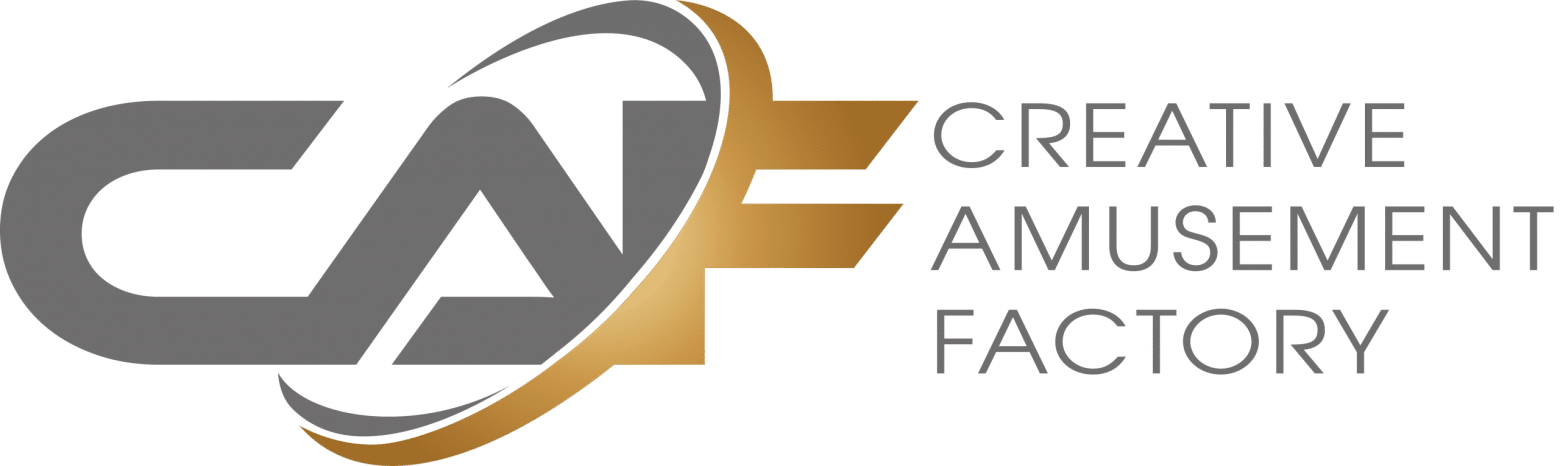 Creative Amusement Factory Logo